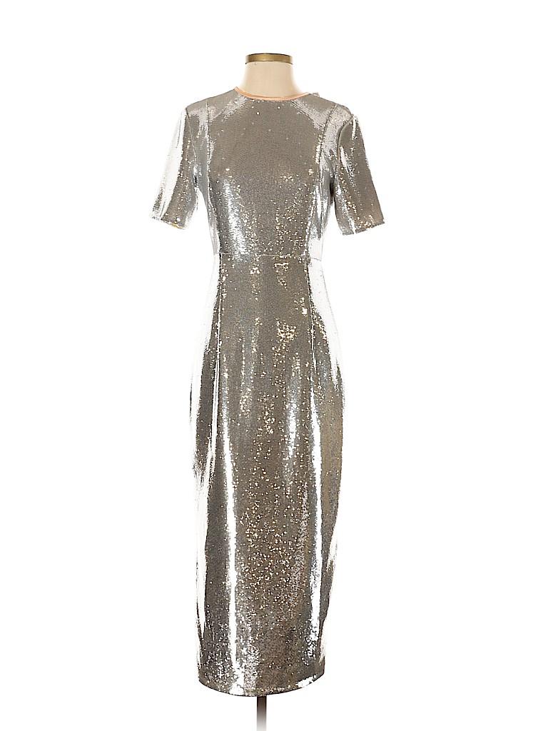 Diane von Furstenberg Women Cocktail Dress Size 2