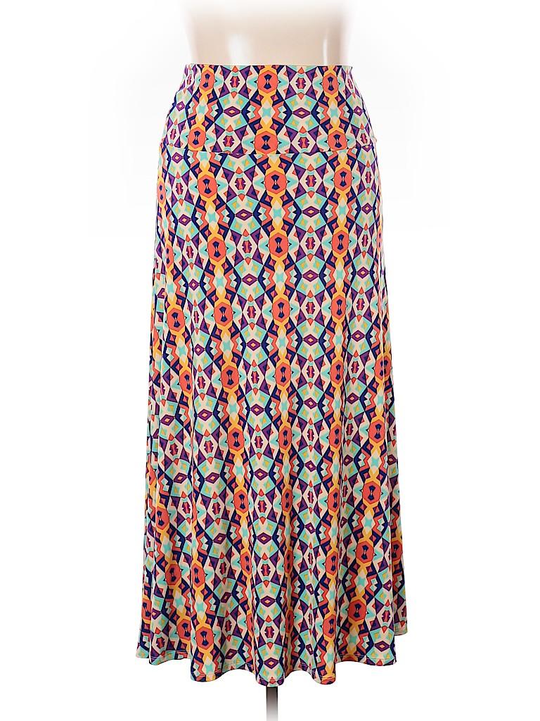Lularoe Women Casual Skirt Size 2XL (Plus)