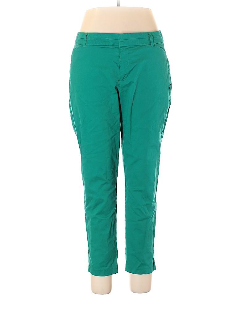 Gap Outlet Women Khakis Size 16