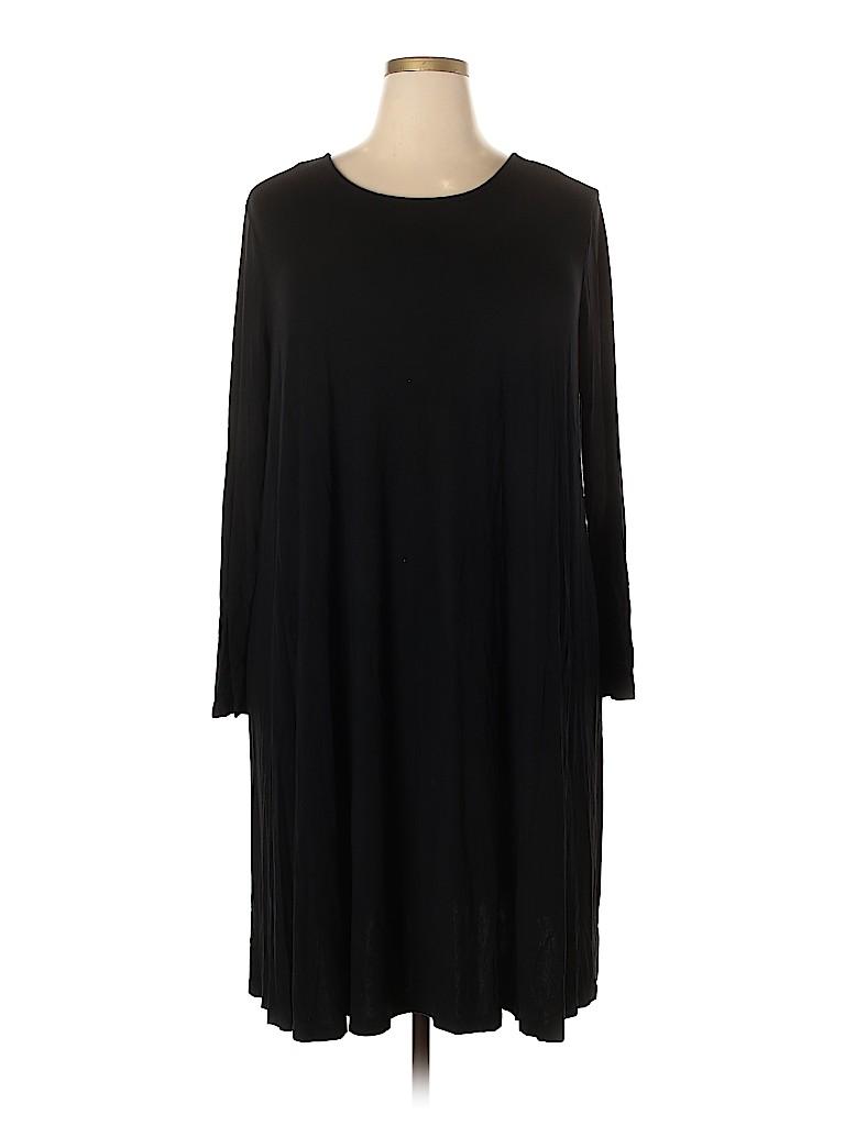 Old Navy Women Cocktail Dress Size 3X (Plus)