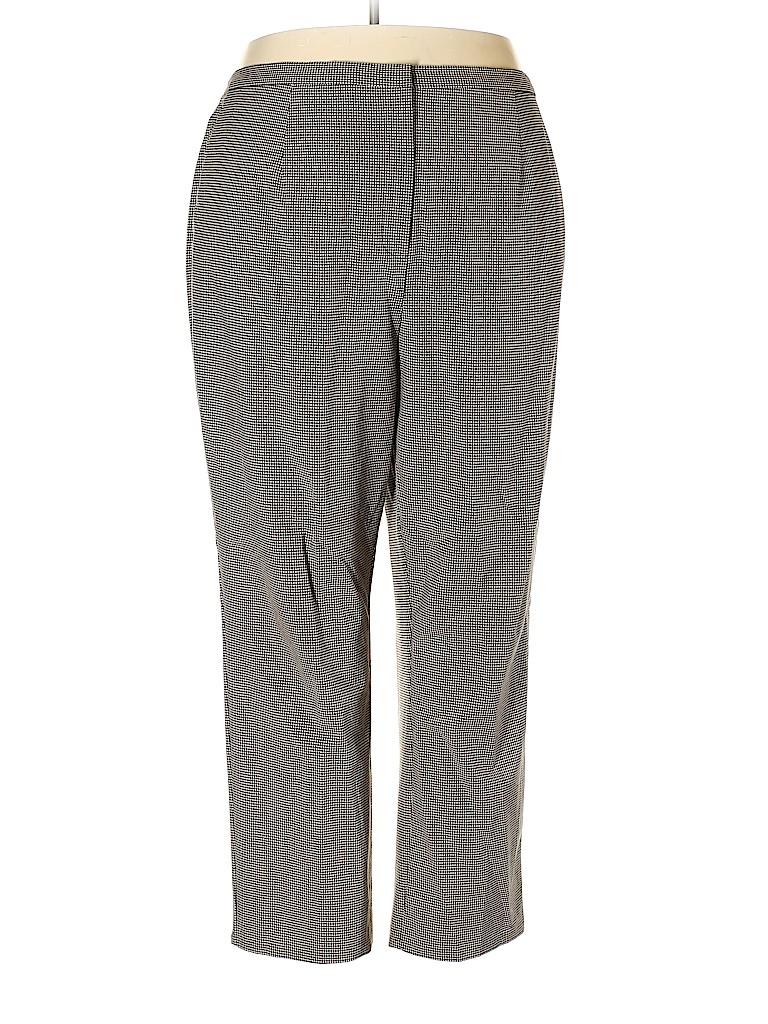 Casual Corner Annex Women Casual Pants Size 20 (Plus)