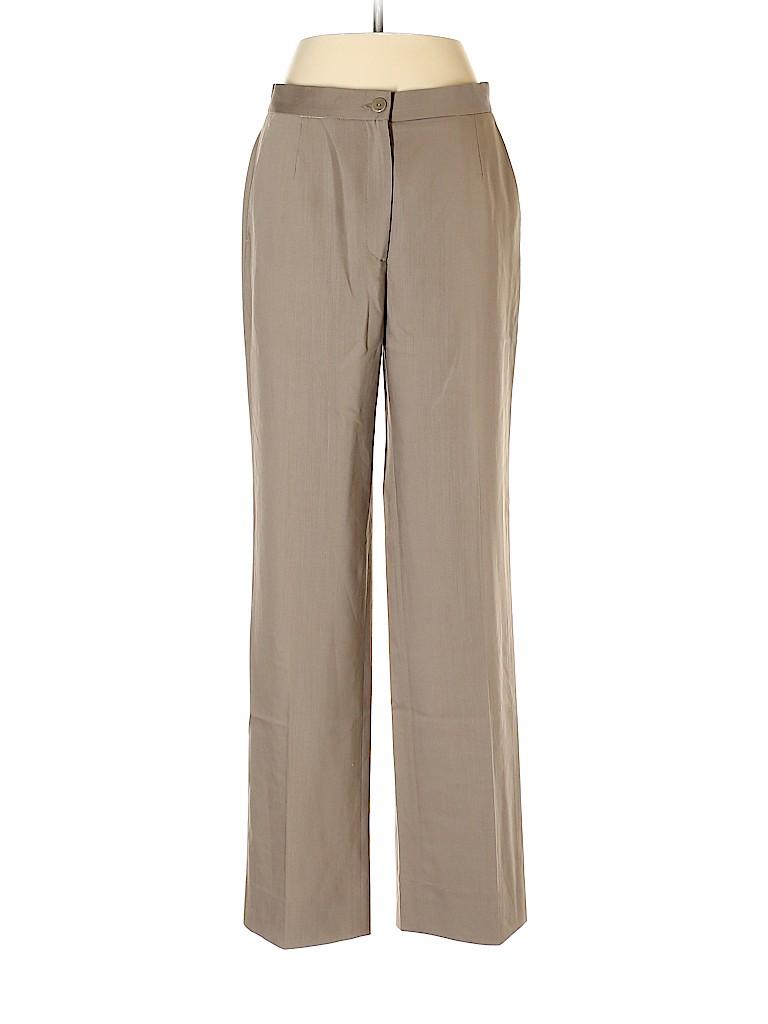 Zanella Women Wool Pants Size 4