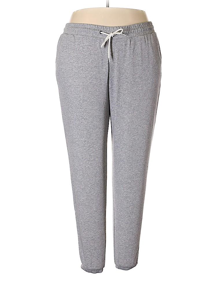Old Navy Women Sweatpants Size 1X (Plus)