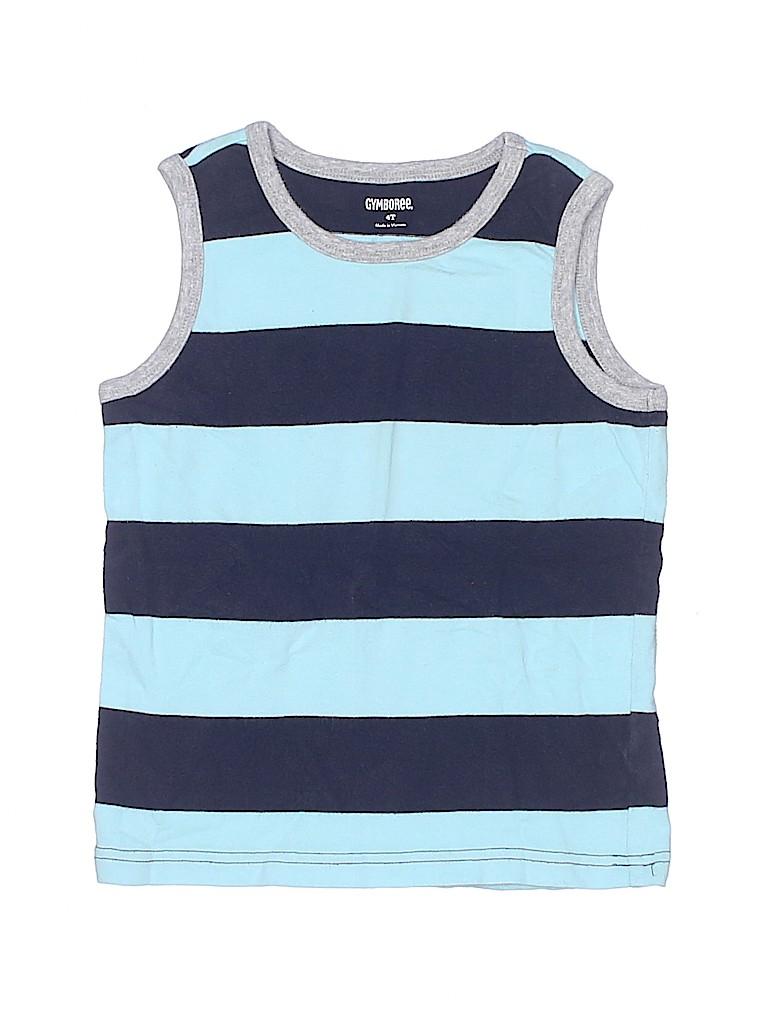 Gymboree Boys Sleeveless T-Shirt Size 4T