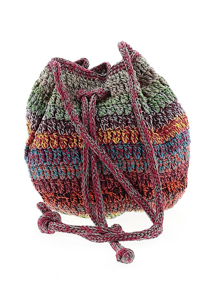 Mudd Women Bucket Bag One Size