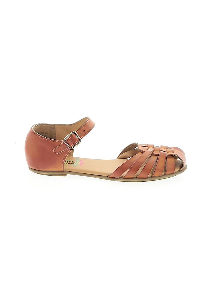 Rachel Shoes Girls Flats Size 3