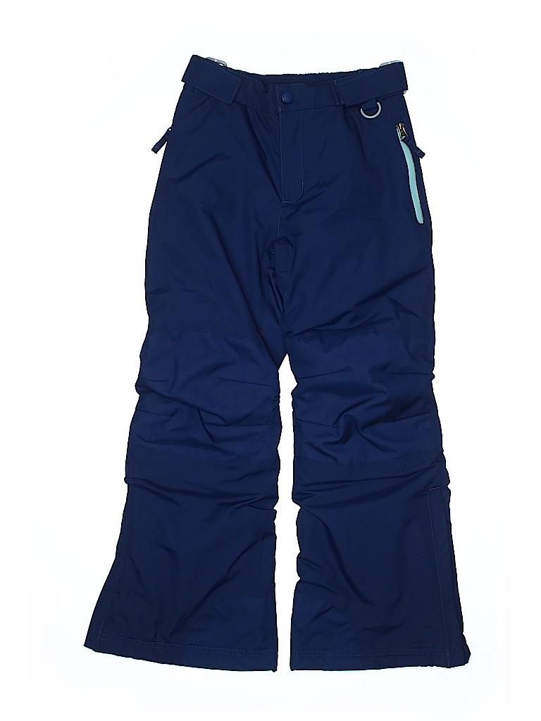 Lands' End Boys Snow Pants Size 7