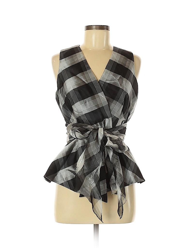 Patra Women Sleeveless Blouse Size 6