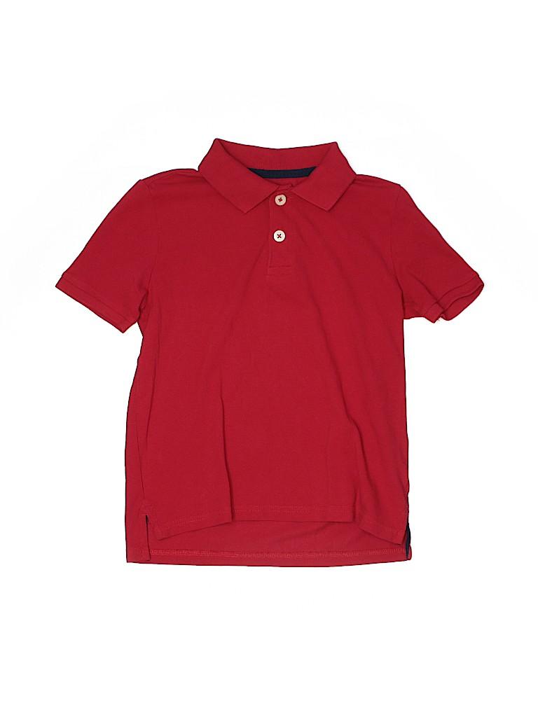 Arizona Jean Company Boys Short Sleeve Polo Size 8