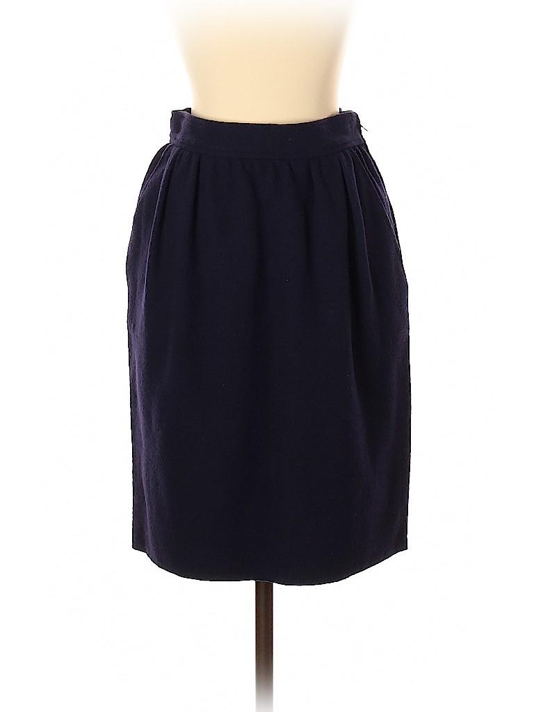 Prada Women Wool Skirt Size 40 (IT)