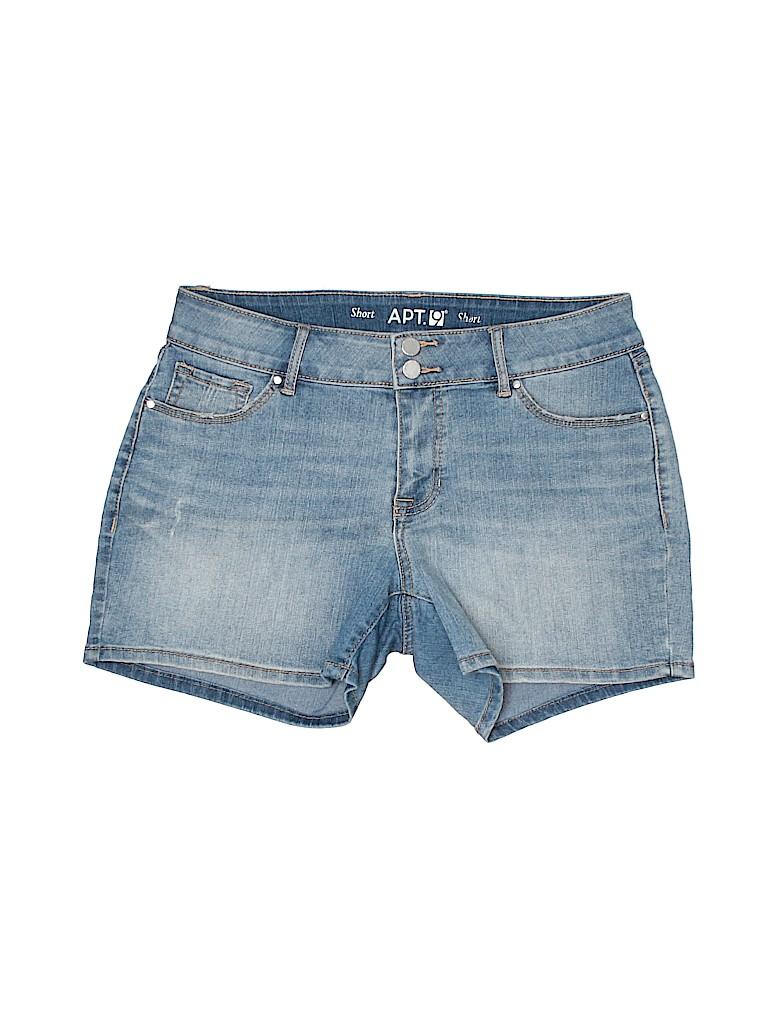 Apt. 9 Women Denim Shorts Size 10