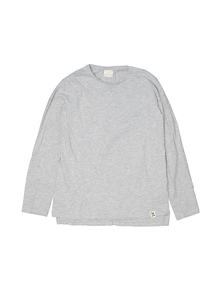 Zara Girls Long Sleeve T-Shirt Size 11 - 12