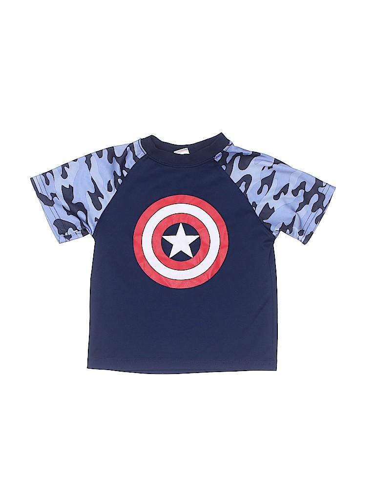 Assorted Brands Boys Short Sleeve T-Shirt Size 4T