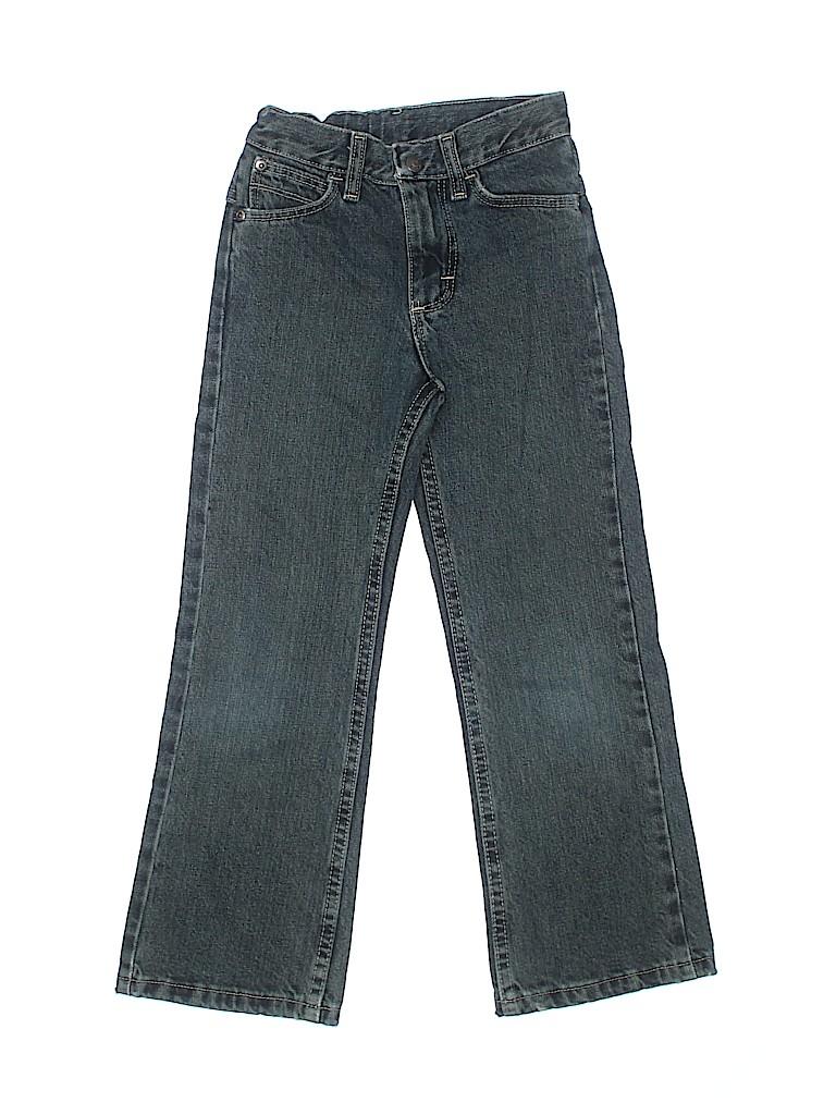 Wrangler Jeans Co Boys Jeans Size 7 (Slim)
