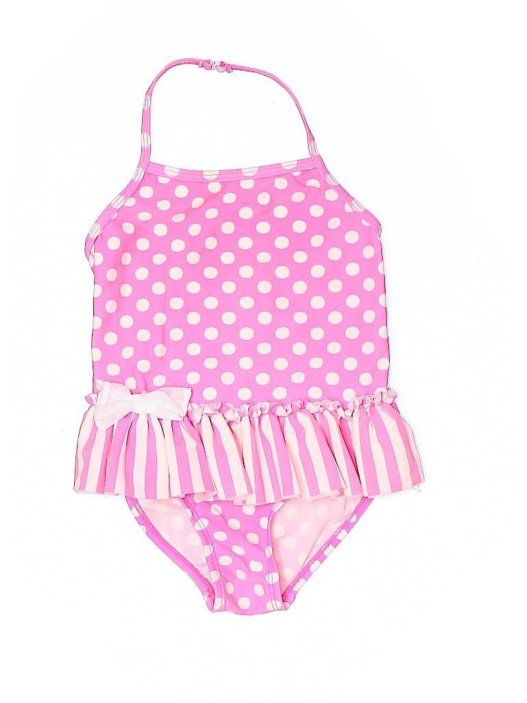 Koala Kids Girls One Piece Swimsuit Size 4T
