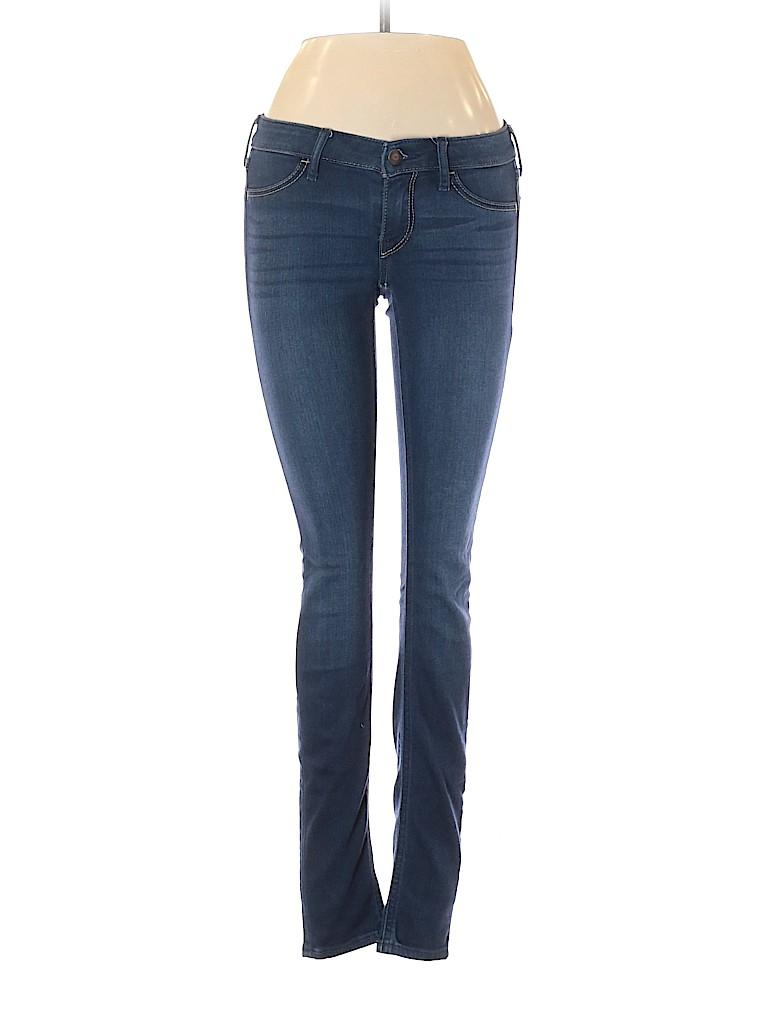 Hollister Women Jeans Size 23w