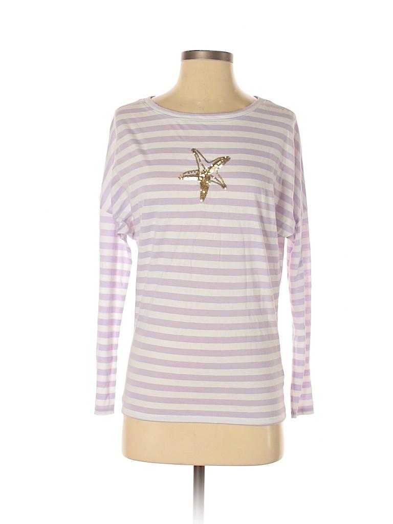 Lilly Pulitzer Women Long Sleeve T-Shirt Size XS