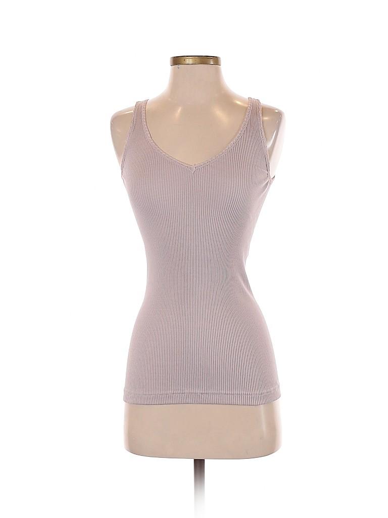 Poetry Women Sleeveless Silk Top Size 4/6