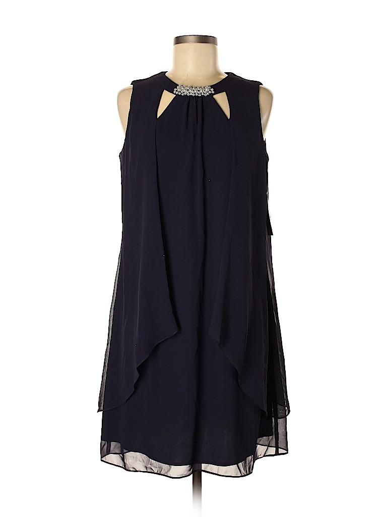 SLNY Women Cocktail Dress Size 8