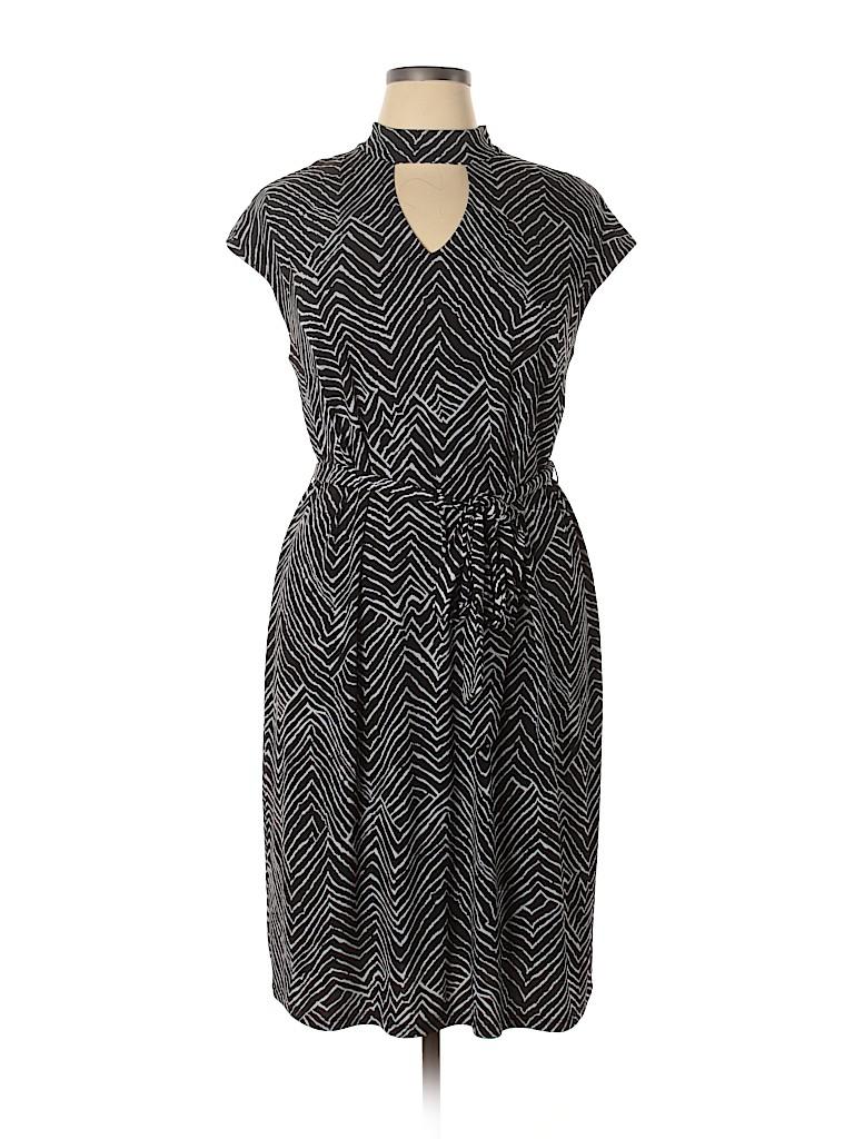 INC International Concepts Women Casual Dress Size 1X (Plus)