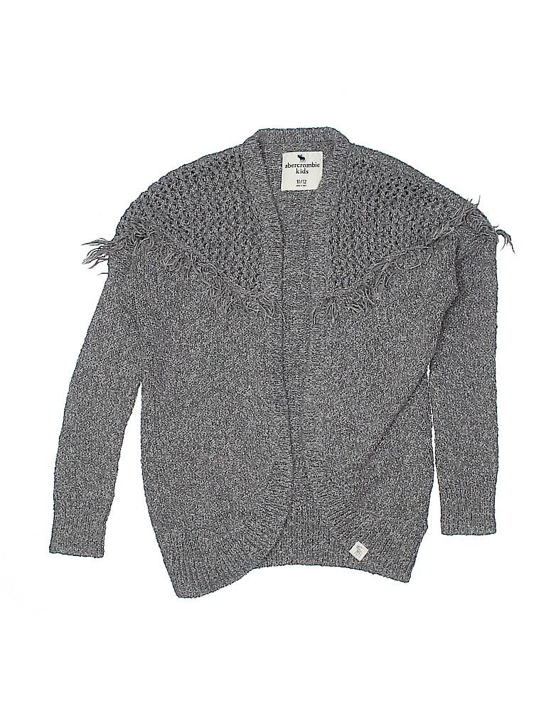 Abercrombie Girls Cardigan Size 11/12