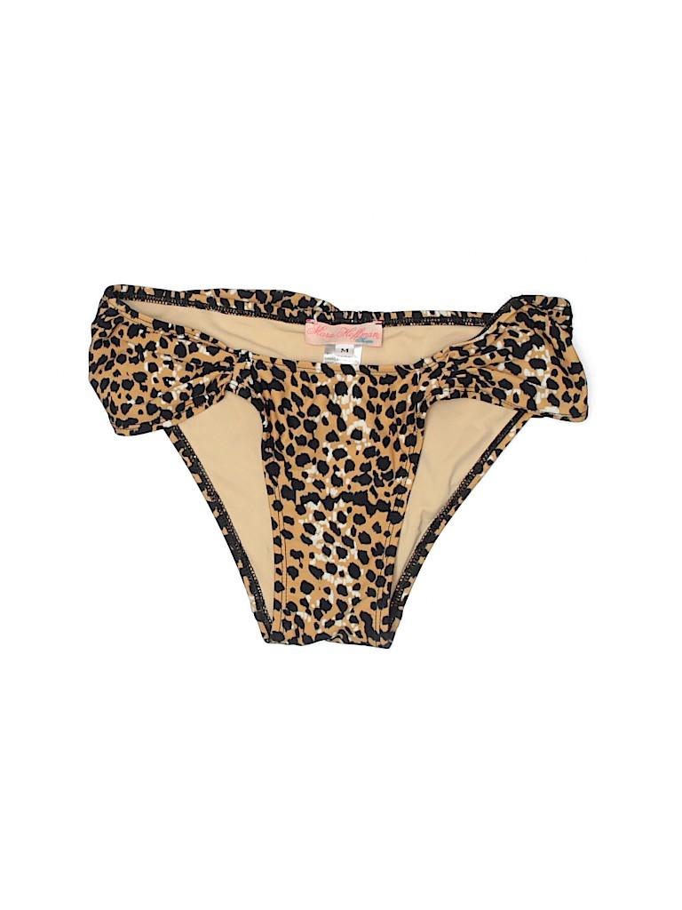 Mara Hoffman Women Swimsuit Bottoms Size M