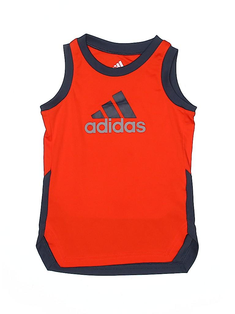 Adidas Boys Active T-Shirt Size 3T