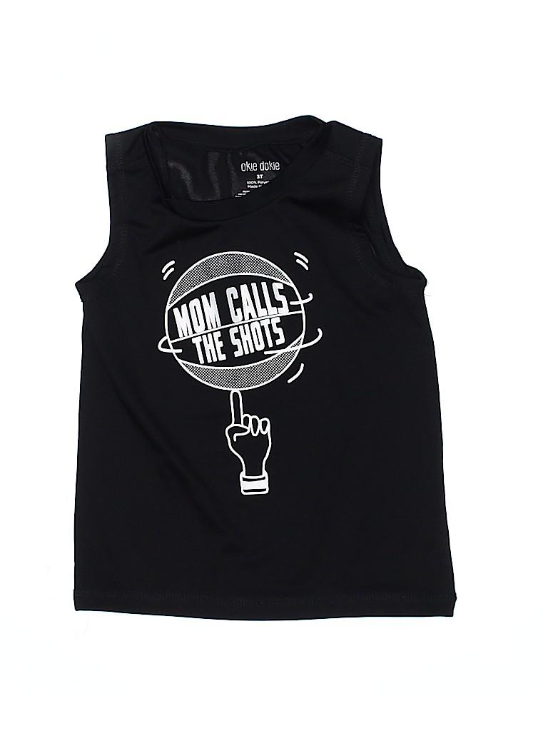 Okie Dokie Boys Active T-Shirt Size 3T