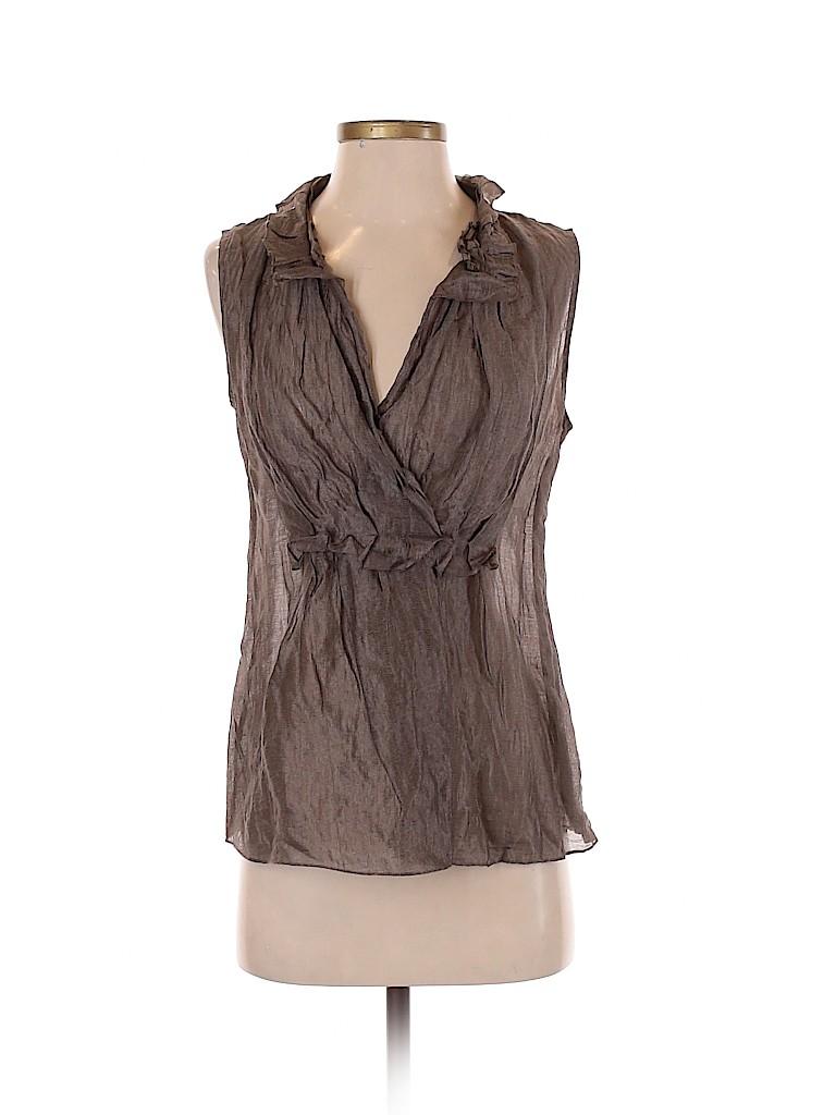 W by Worth Women Sleeveless Blouse Size 4