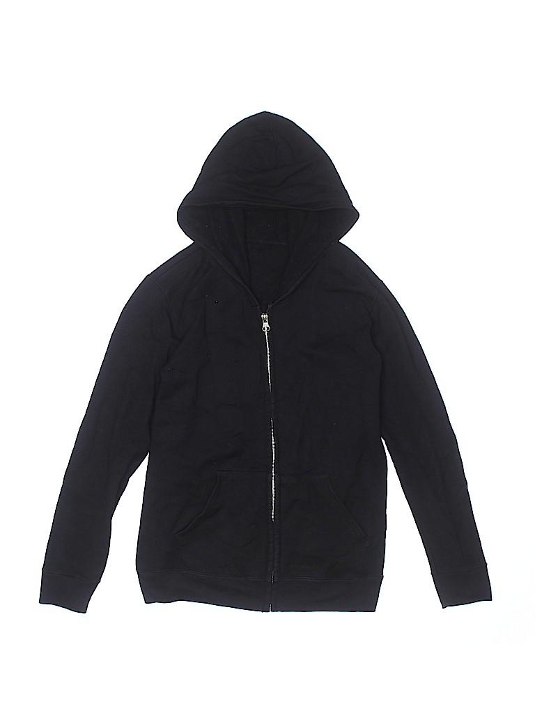 Unbranded Boys Zip Up Hoodie Size M (Kids)