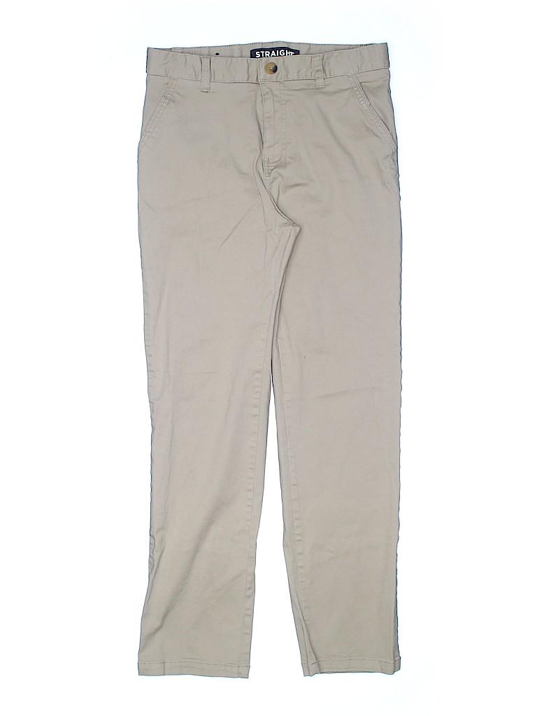 French Toast Boys Khakis Size 14