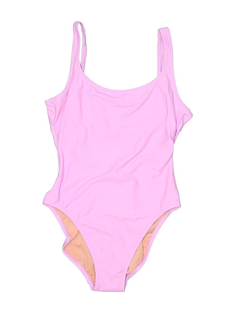 J. Crew Factory Store Women One Piece Swimsuit Size M