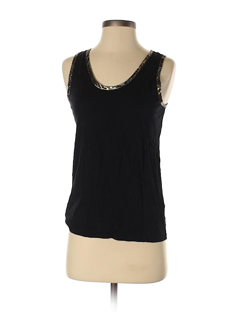Hi-Line Women Sleeveless Top Size XS