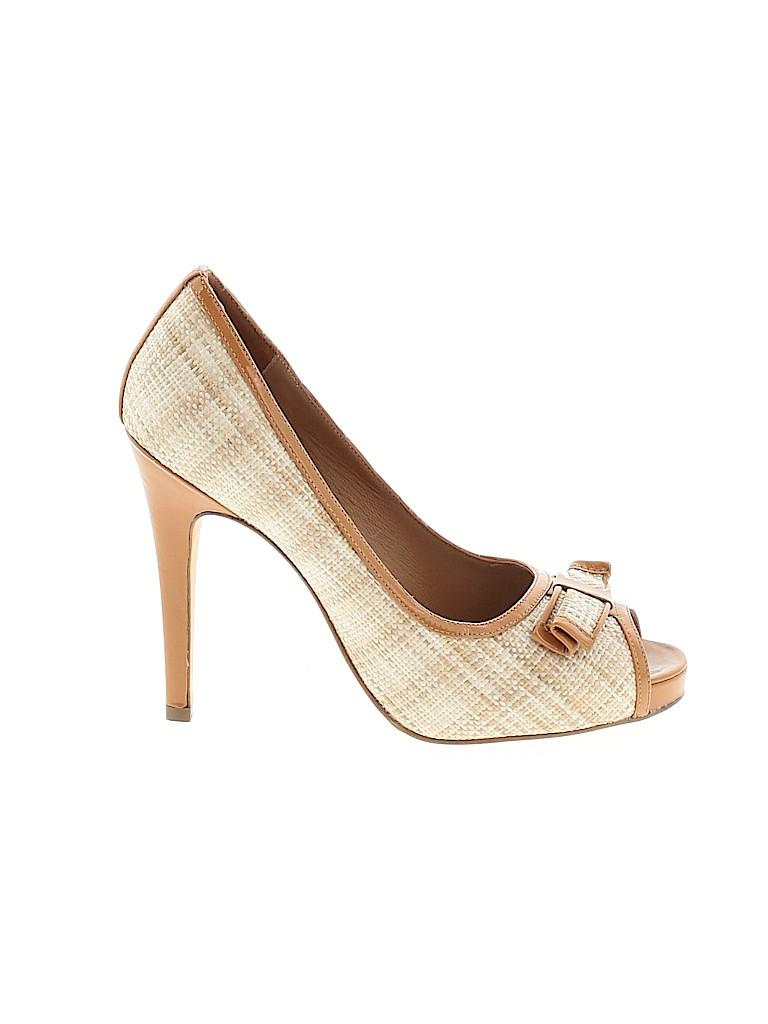 Delman Shoes Women Heels Size 6
