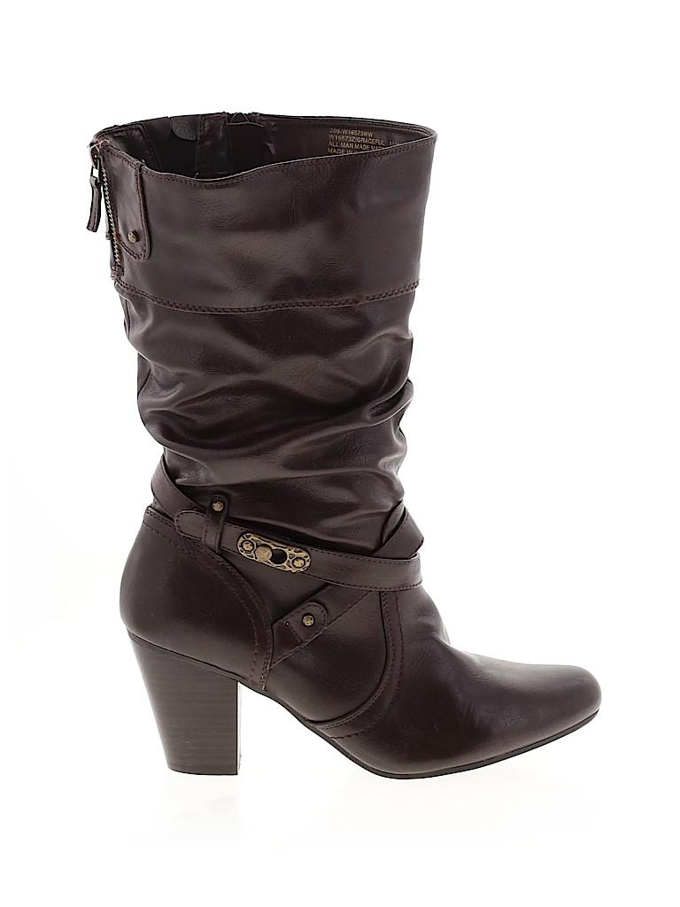 White Mountain Women Boots Size 9 1/2