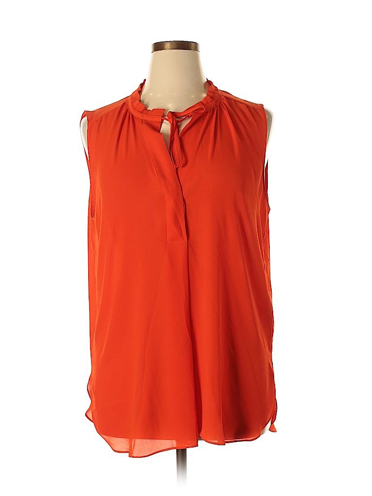 H&M Women Sleeveless Blouse Size 16