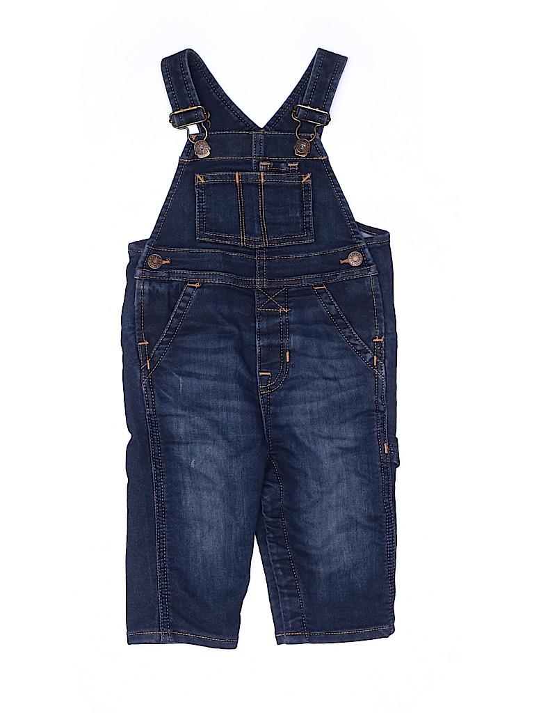Baby Gap Boys Overalls Size 6-12 mo