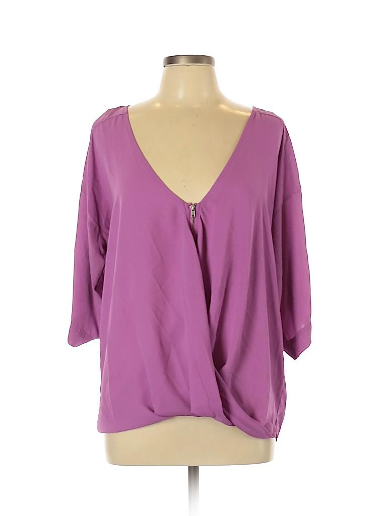 Venus Women 3/4 Sleeve Blouse Size L