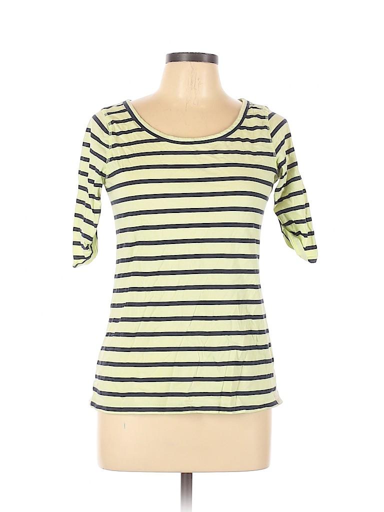Theory Women 3/4 Sleeve T-Shirt Size M