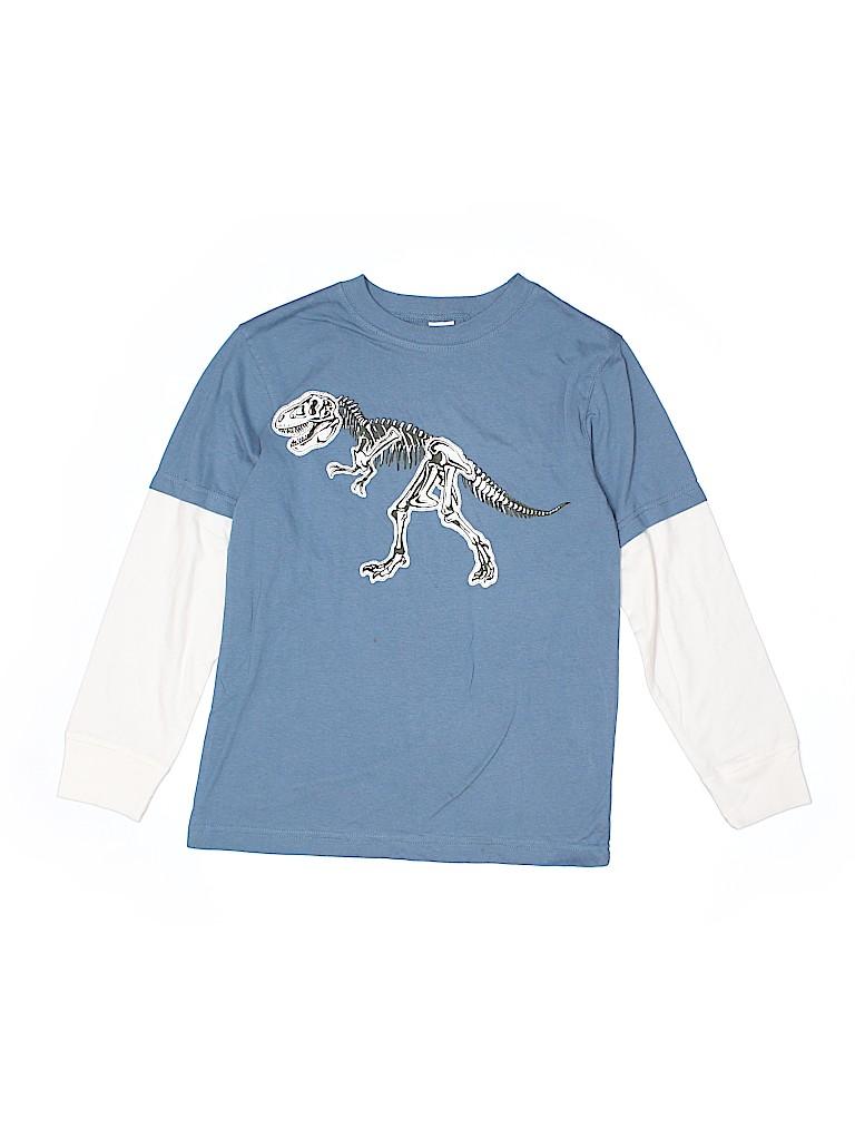 Gymboree Boys Long Sleeve T-Shirt Size 8