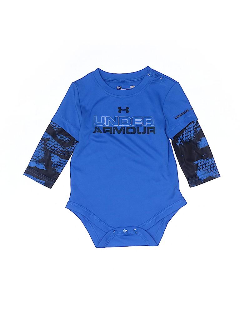 Under Armour Boys Active T-Shirt Size 3-6 mo