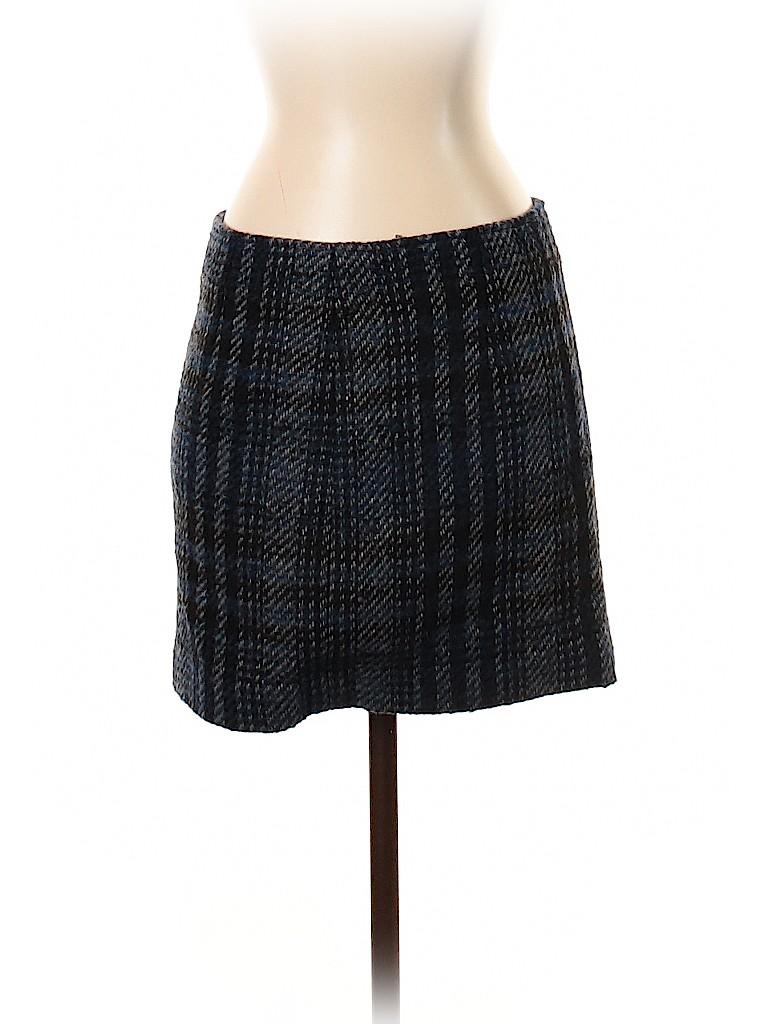 Theory Women Wool Skirt Size 2