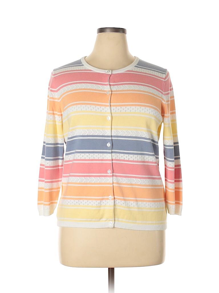 Pendleton Women Cardigan Size XL