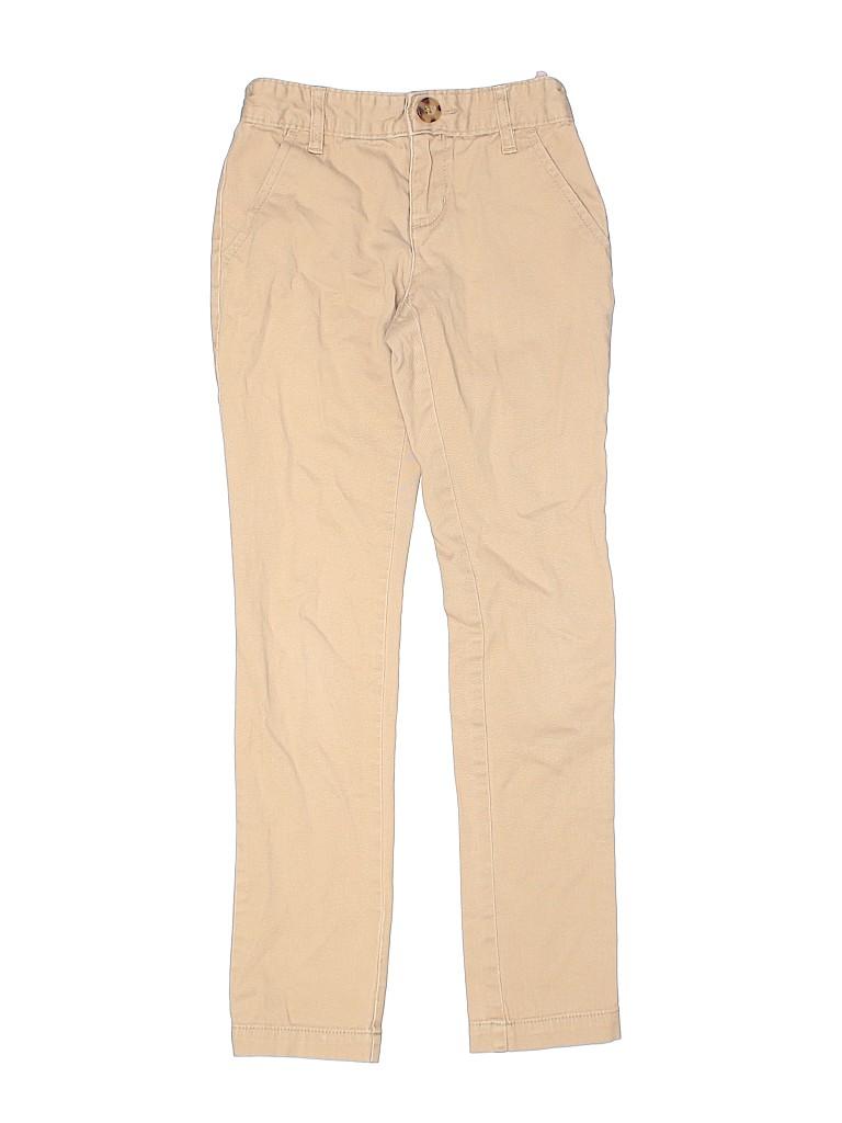 Old Navy Girls Khakis Size 8 (Slim)