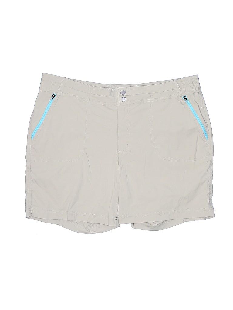 Orvis Women Athletic Shorts Size 16