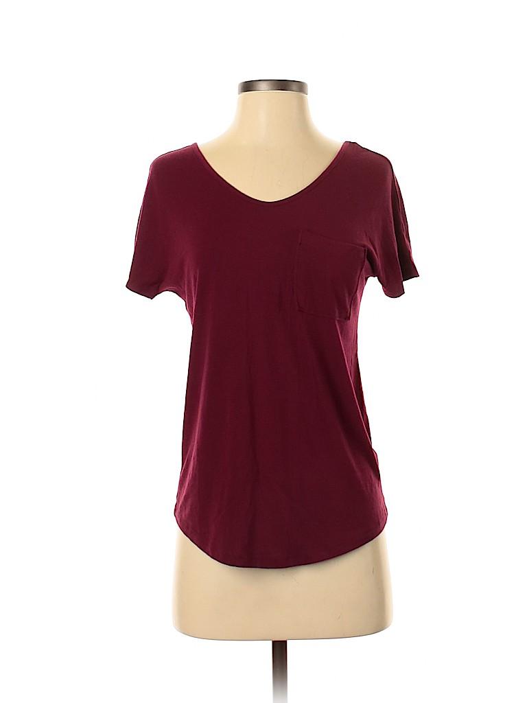 SO Women Short Sleeve Top Size XXS
