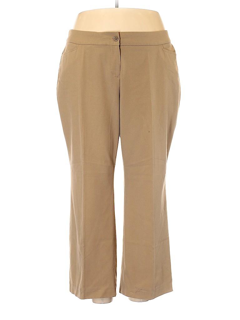 Lane Bryant Women Dress Pants Size 20 Plus (4) (Plus)