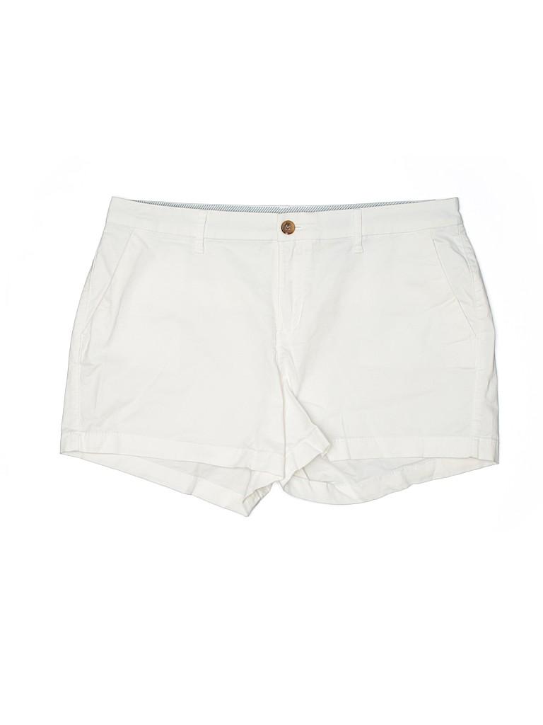 Old Navy Women Khaki Shorts Size 12