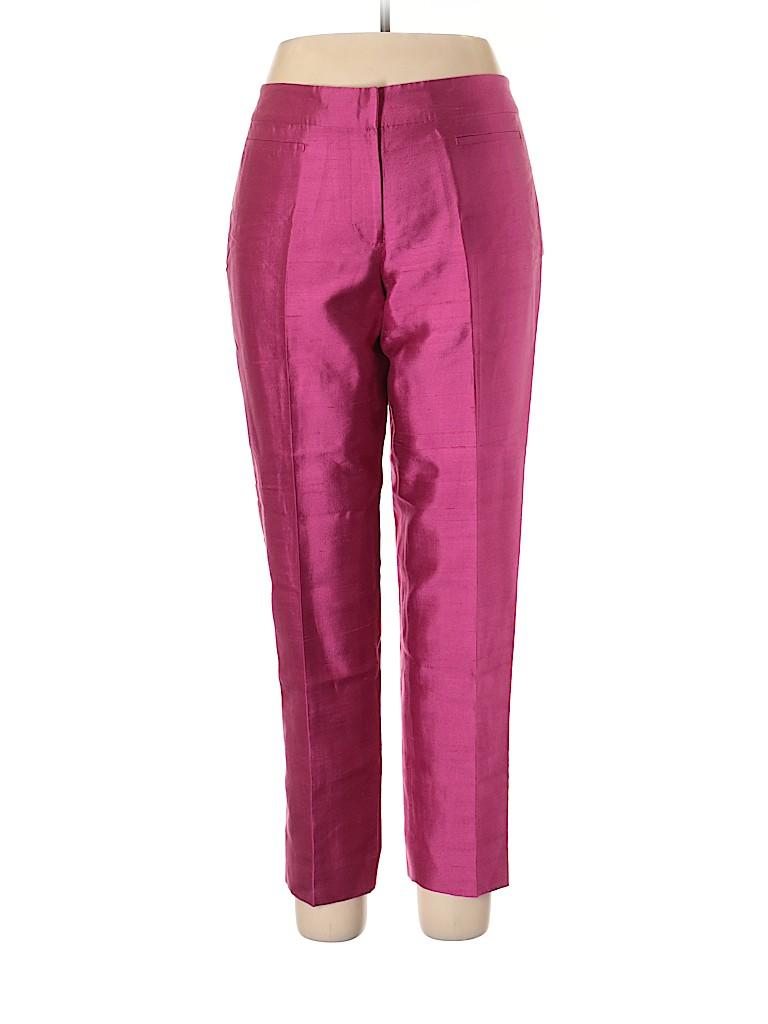 Talbots Women Silk Pants Size 12