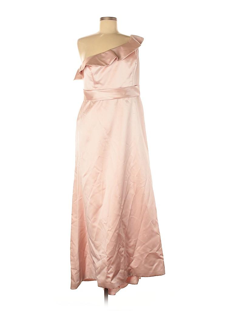 Lazaro Women Cocktail Dress Size 16